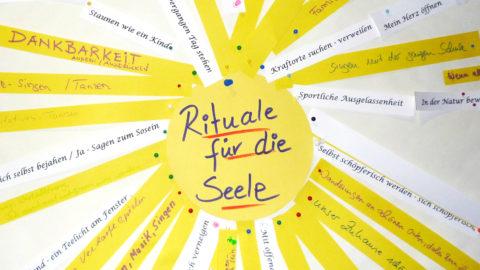 Rituale – Gewohnheiten, was mich durch mein Leben trägt