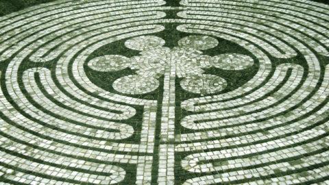 Atempause im Lebenslabyrinth – Die eigene Mitte finden