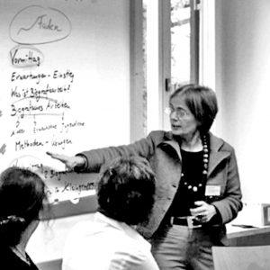 Mechthild Messer Beruf und Biografie Frankfurt
